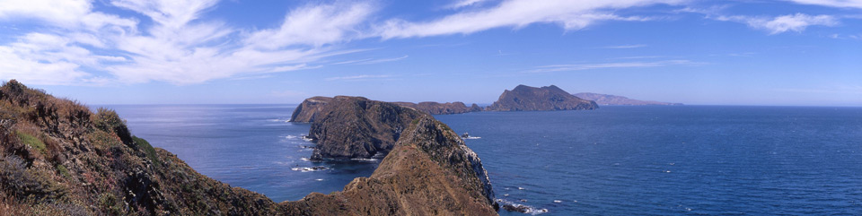 Scenic View from Inspiration Point, Anacapa Island ©timhaufphotography.com