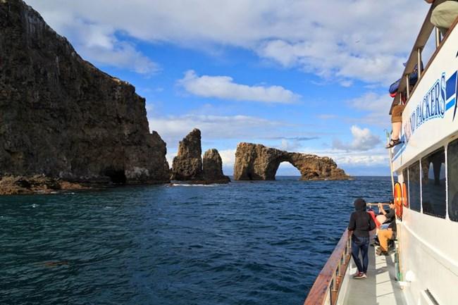 Island Transportation - Channel Islands National Park (U.S. ...
