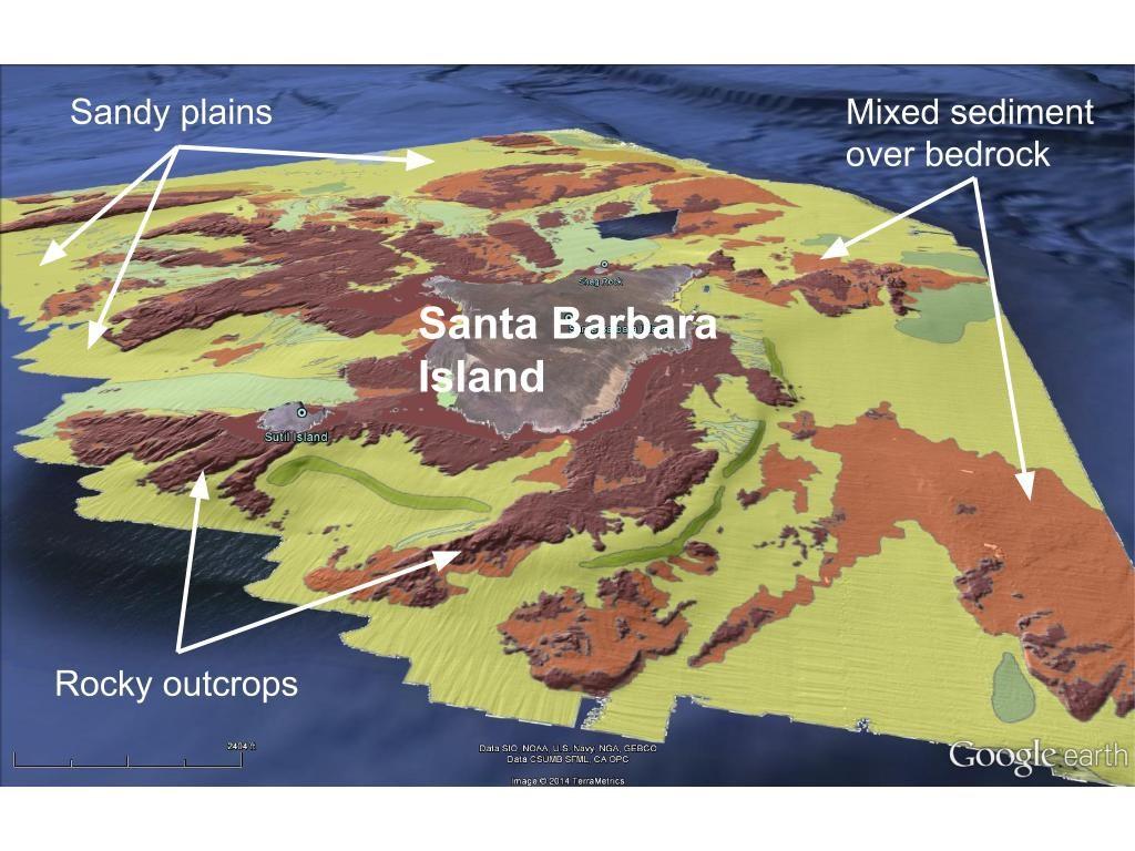 channel islands national park map pdf