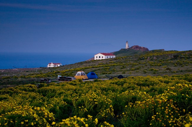 Camping Christmas In July Ideas.Camping Channel Islands National Park U S National Park