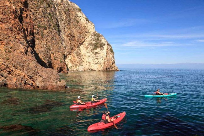 Things To Do: Santa Cruz Island - Channel Islands National Park ...
