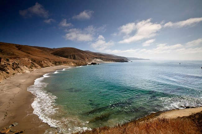 Backcountry Beach Camping: Santa Rosa Island - Channel Islands