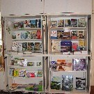 Section of Great Falls Bookstore.