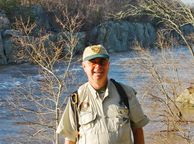 Photo of Billy Goat Trail Steward.