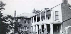 Photo of Ferry Hill circa 1940