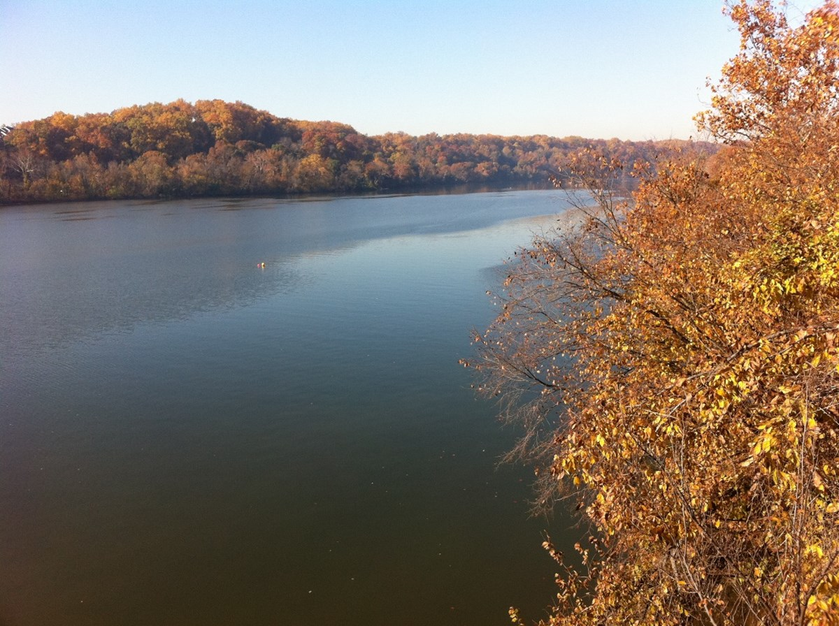 View of the Potomac River