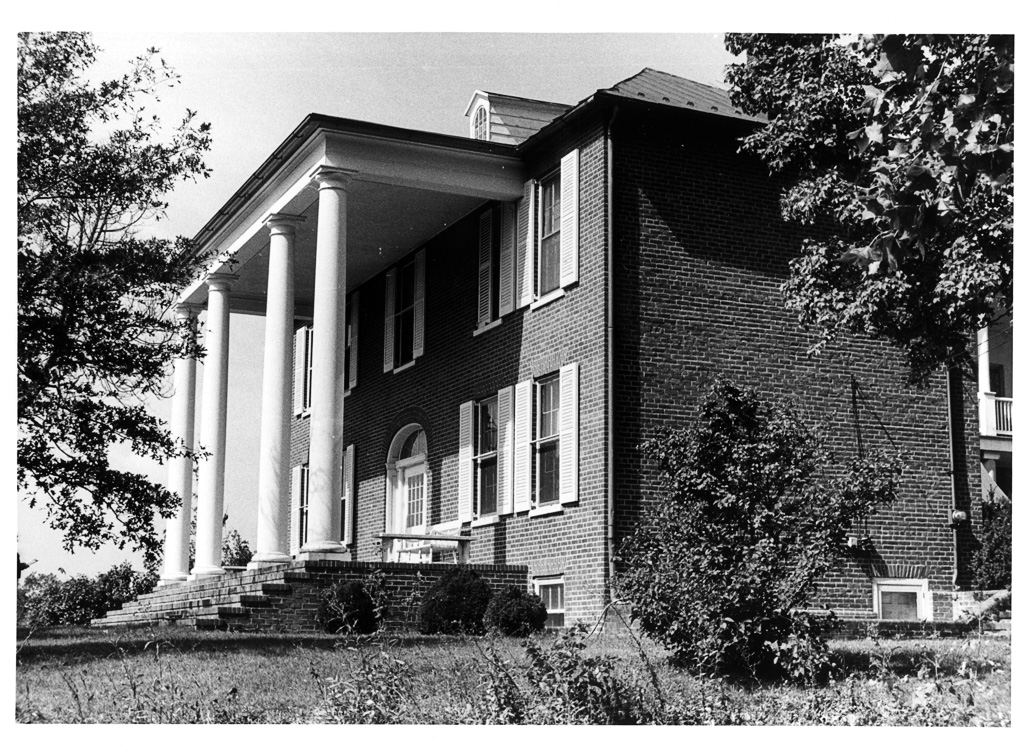 Historic Image of Ferry Hill Plantation
