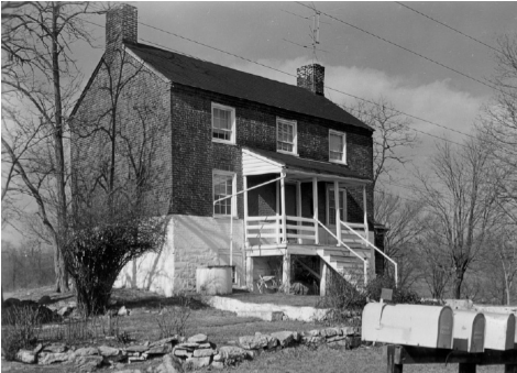 Historic photo of Lock House 49