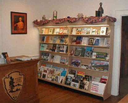 Bookstore at Charles Pinckney NHS