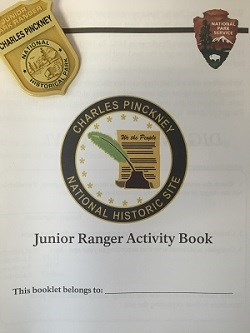 junior ranger book