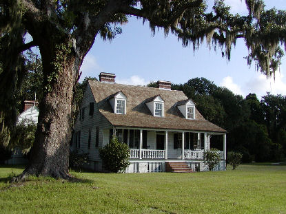 Charles Pinckney NHS Visitor Center