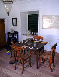 Historic room setting