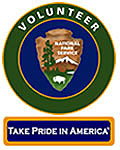 Image of volunteer patch.