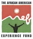 African American Experience Fund logo.