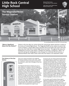 The Magnolia/Mobil Service Station Brochure