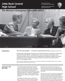 Women's Emergency Committee Brochure