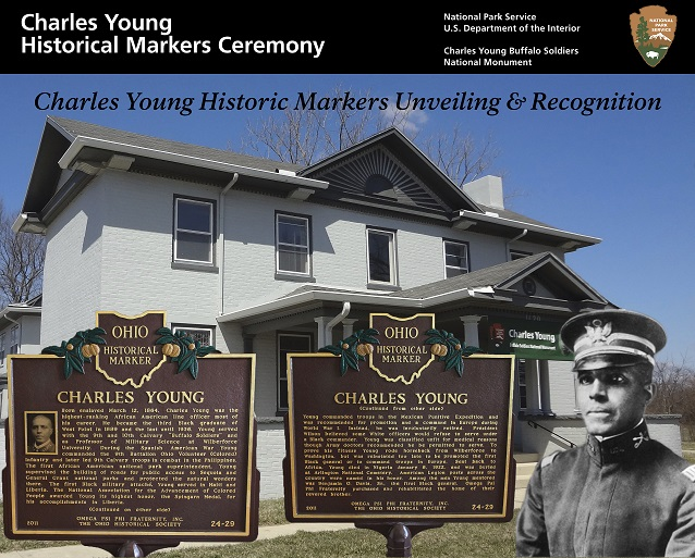 Young Marker Ceremony