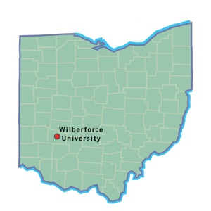 Wilberforce map