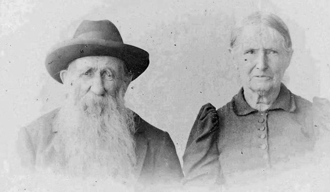 Daniel and Mary Tickner