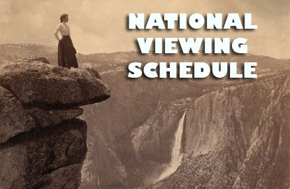 national viewing schedule