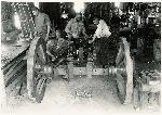 CCC Crew Building Cannon Carriages