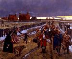 Jamestown in the Winter of 1690