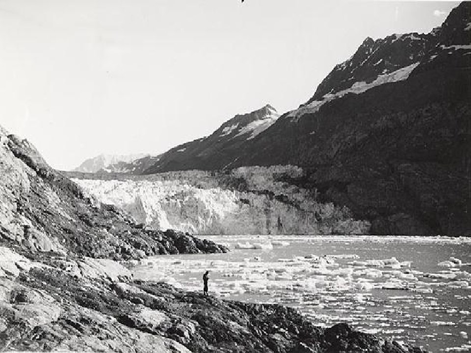 Lampaugh Glacier in 1941