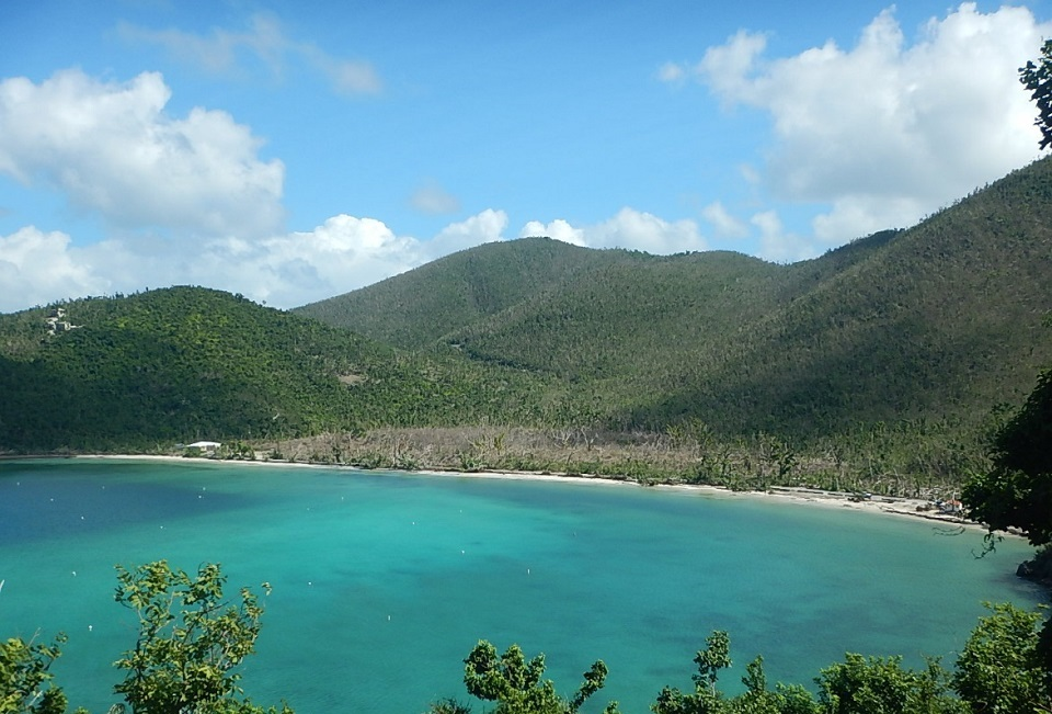 Maho Bay opens December 13, 2017