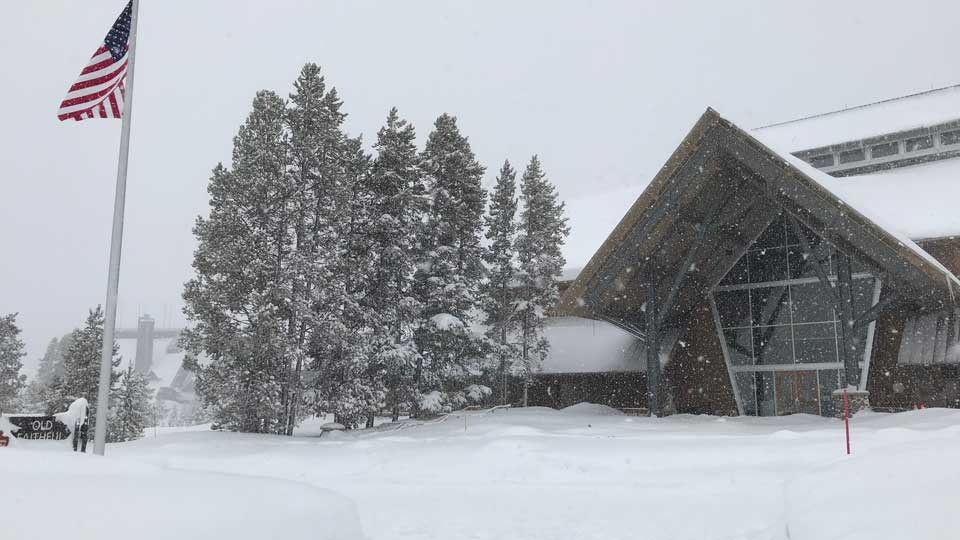 Visitor Centers - Yellowstone National Park (U S  National