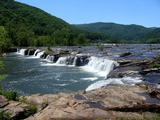 Explore the Gorge: Sandstone Falls