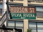 Sylvia Rivera Way, New York City, New York.