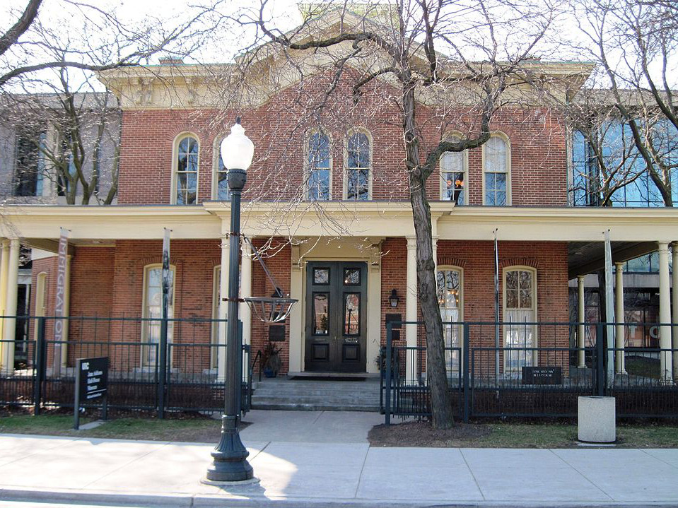 Hull House, Chicago, Illinois.