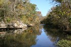 Stones River at Stones River National Battlefield. NPS photo
