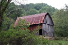 Wallace Barn in Ozark National Scenic Riverways. NPS photo