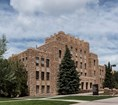 Arts and Science Building, U of Wyoming. Photo by Carol Highsmith, Library of Congress