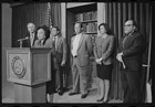 formation of the Congressional Asian Pacific American Caucus. Pic by L. Patterson, LoC