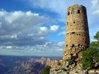 Desert View Watchtower in Grand Canyon NP