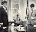 President Carter signs the creation of Lowell National Historical Park in 1978. NPS.