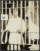 White woman in jail. LOC