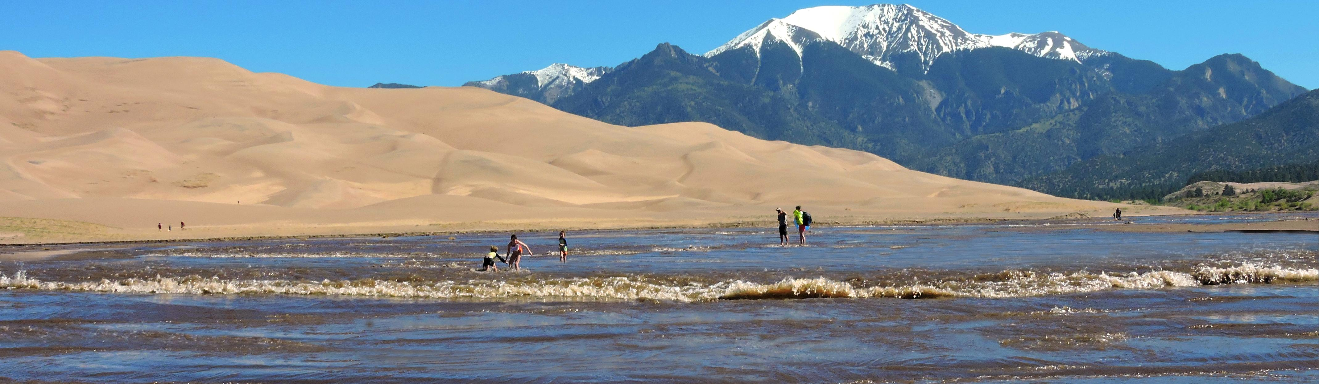 Great Sand Dunes National Park Preserve US National Park Service