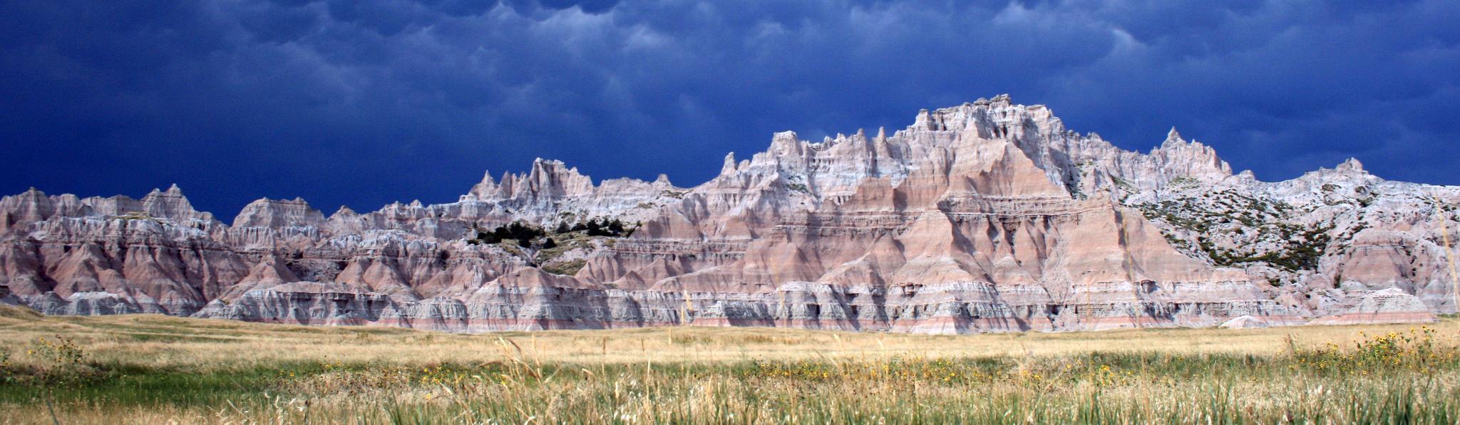 Badlands Nebraska Map.Badlands National Park U S National Park Service