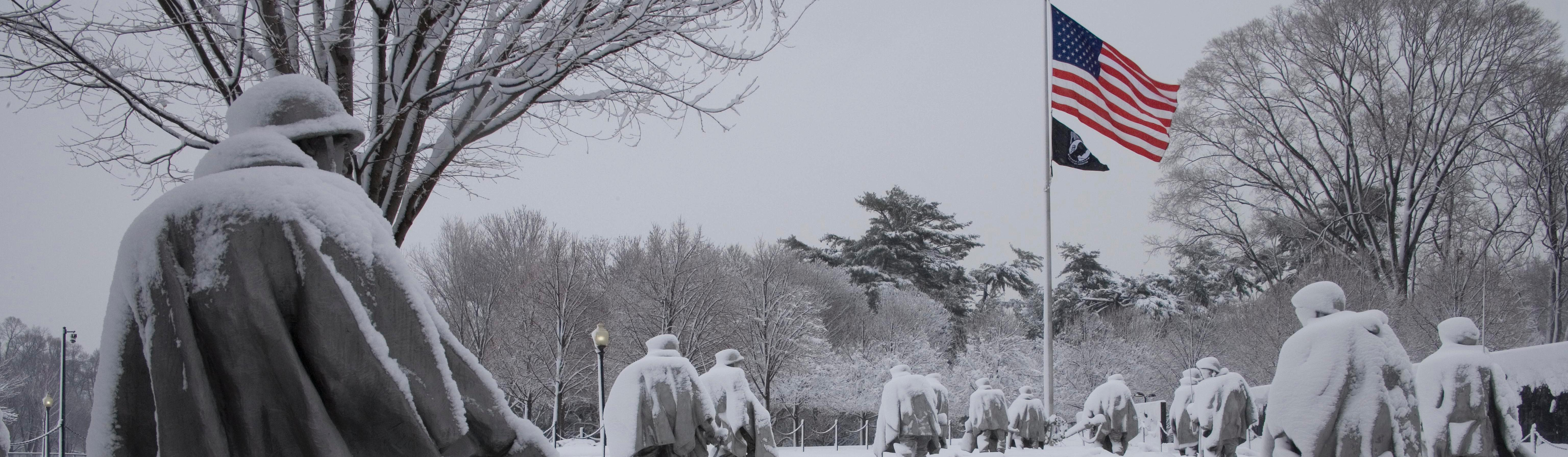 Korean War Veterans Memorial Us National Park Service
