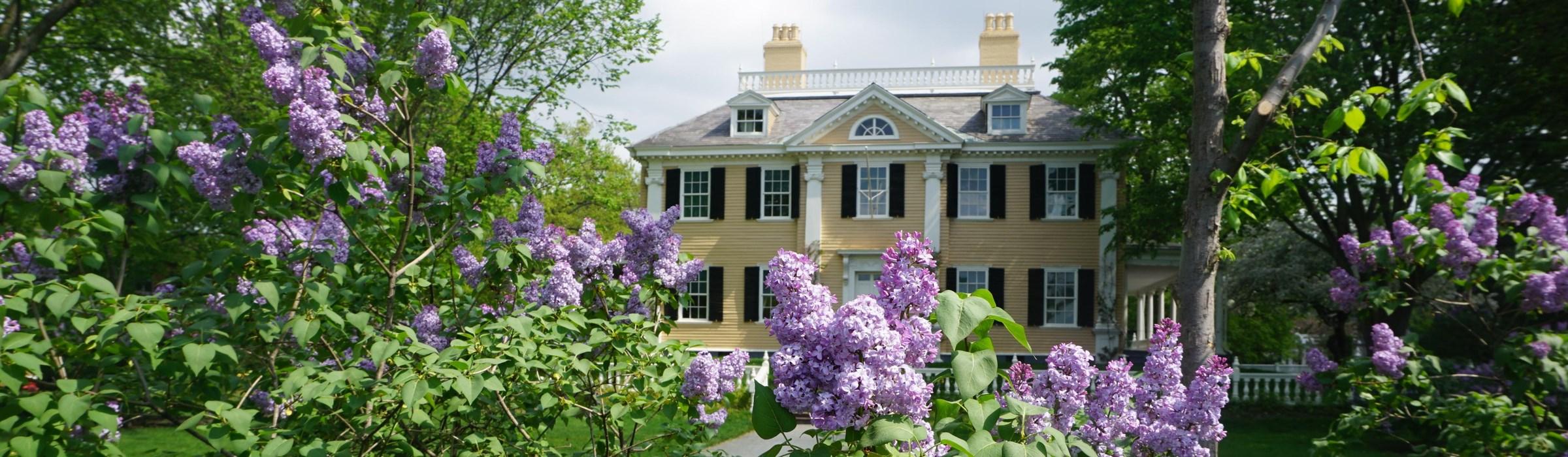 Longfellow House Washington's Headquarters National Historic Site (U.S. National Park Service)
