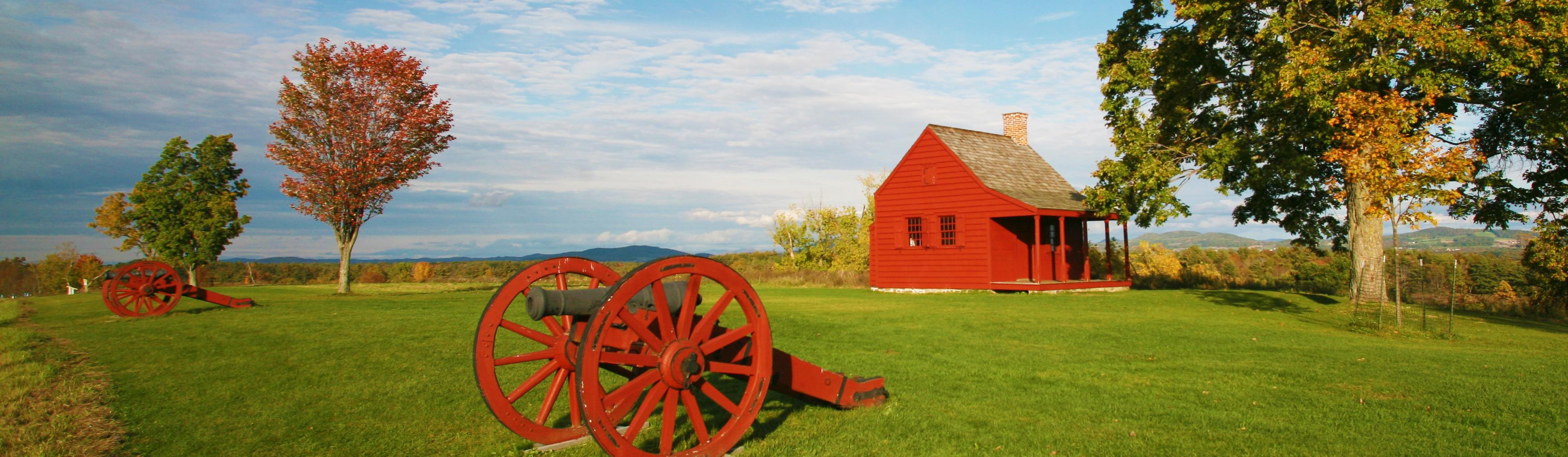 Saratoga National Historical Park Virtual Tour