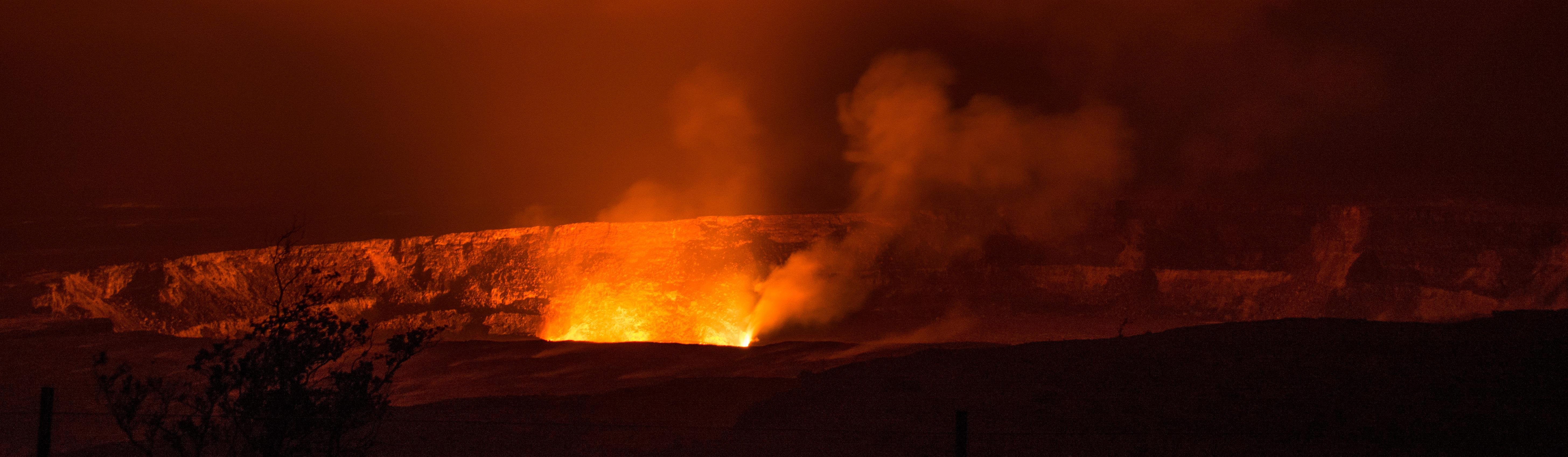 Big Island Volcano National Park Weather