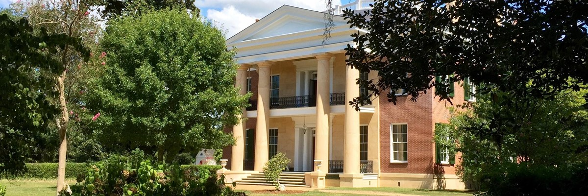 Melrose Mansion, Natchez National Historical Park