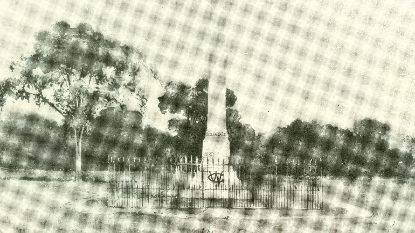 The Birthplace Monument
