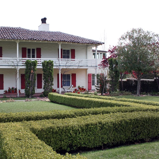 Photograph of the Eugene O\'Neill Home