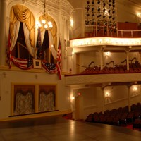 Inside Ford\'s Theatre
