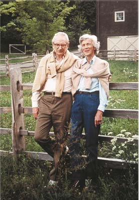 Laurance and Mary French Rockefeller
